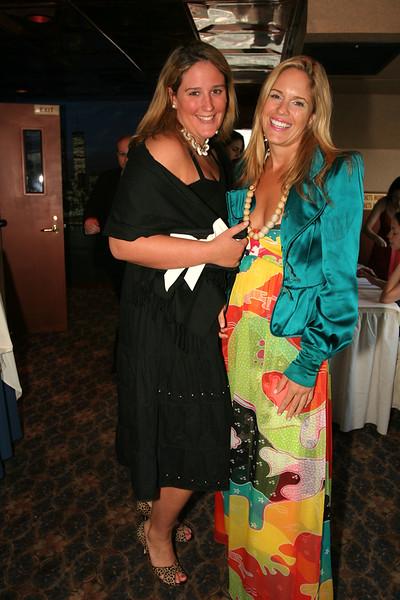 Melissa and Lauren Turek