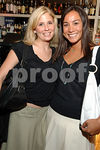 "Jocelyn Stroub & Christine Didora at The Young Professionals Committee of the American Red Cross in Greater New York Kick-Off Celebration, ""Hot Summer Night"