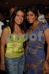 """Kim Cargenio & Nancy Sanchez at The Young Professionals Committee of the American Red Cross in Greater New York Kick-Off Celebration, """"Hot Summer Night"""""""