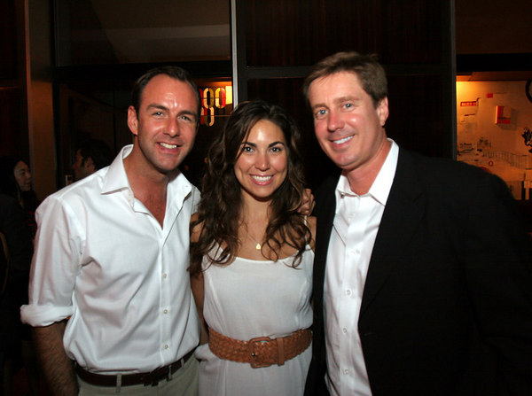 Mark Langrish, Elizabeth Gutowski & Chad Ritchie