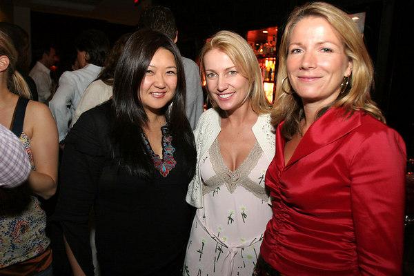 Susan Shin, Samantha Dark & Emma Burnaby-Atkins