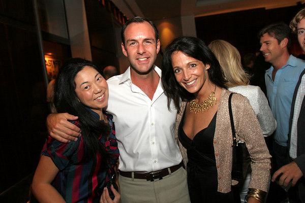 Diana Hsu, Mark Langrish & Emma Snowdon-Jones