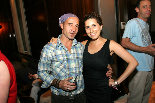 Gonzalo Papantonakis & Laura Livingston Rubin