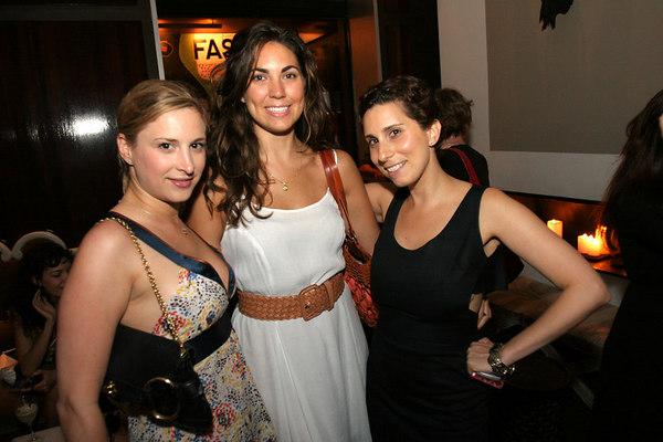 Laura Lachman, Elizabeth Gutowski & Laura Livingston Rubin