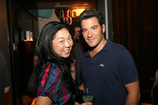 Diana Hsu & Tim Atwater