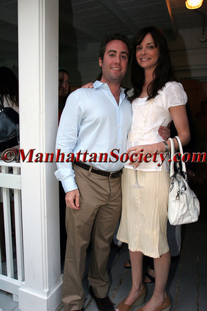 Chris Barish and Annie Churchill