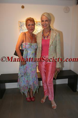 Wanda Murphy & Frances Hayward
