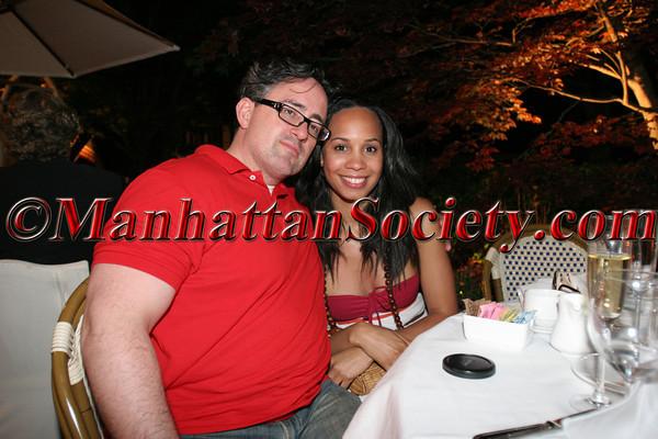 Chris London & Shawna Enright