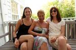 Maggie Katz, Wanda Murphy & Annie Churchill