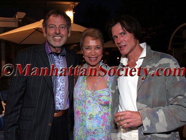 Sam Murphy, Wanda Murphy & ?