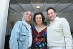 "Gideon Lewin, Designer, <a href=""http://www.joannamastroianni.com/"">Joanna Mastroianni</a>  with R Couri Hay"