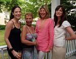 Maggie Katz, Wanda Murphy, Jamee Gregory & Annie Churchill
