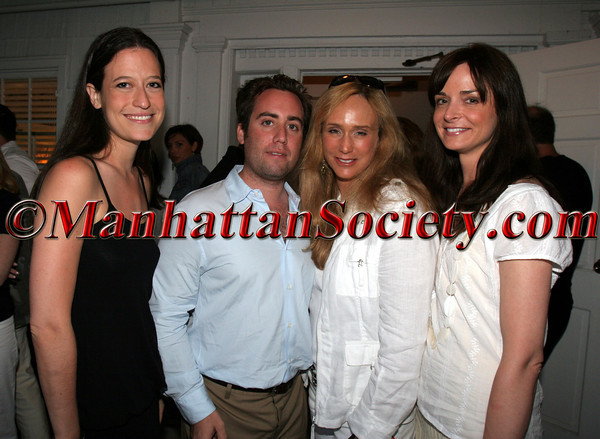 Maggie Katz, Chris Barish, Patty Raynes & Annie Churchill