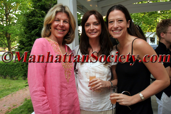 Jamee Gregory, Annie Churchill & Maggie Katz