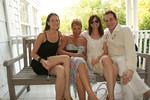 Maggie Katz, Wanda Murphy, Annie Churchill & R Couri Hay