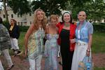Ann Dexter-Jones, Wanda Murphy, Sharon Sondes, Michelle Herbert
