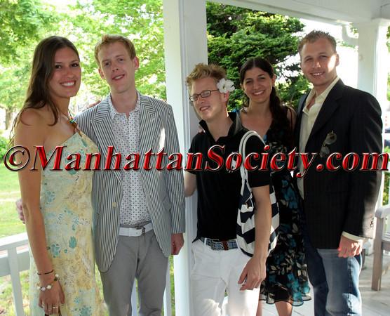 Renee Lucas, Andrew Ellis, Matthew R. Smith, Marie Assante and ?