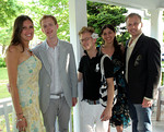 Renee Lucas, Andrew Ellis, Matthew R. Smith, Marie Assante and ?