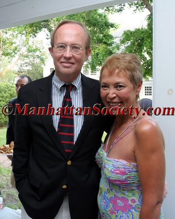 Mark Gilbertson & Wanda Murphy