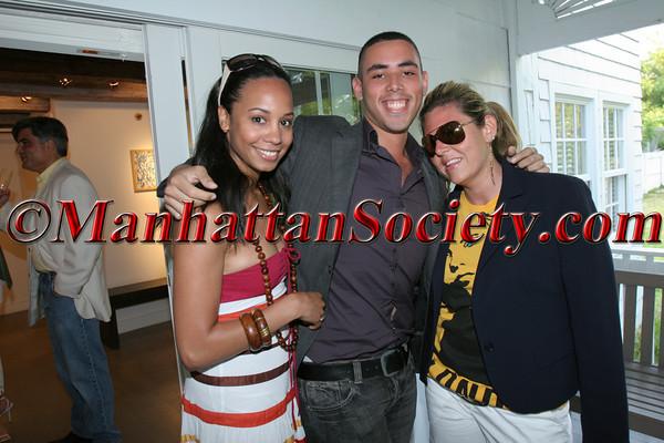 Shawna Enright, Ed Padron & Megan Ruddy