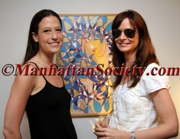 Maggie Katz & Annie Churchill