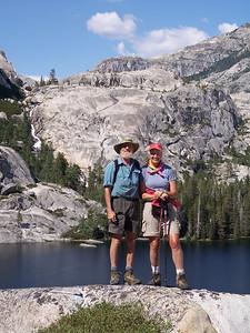 Me & Michael at Edith Lake.