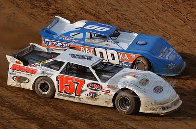 157 Mike Marlar and 00 Freddy Smith