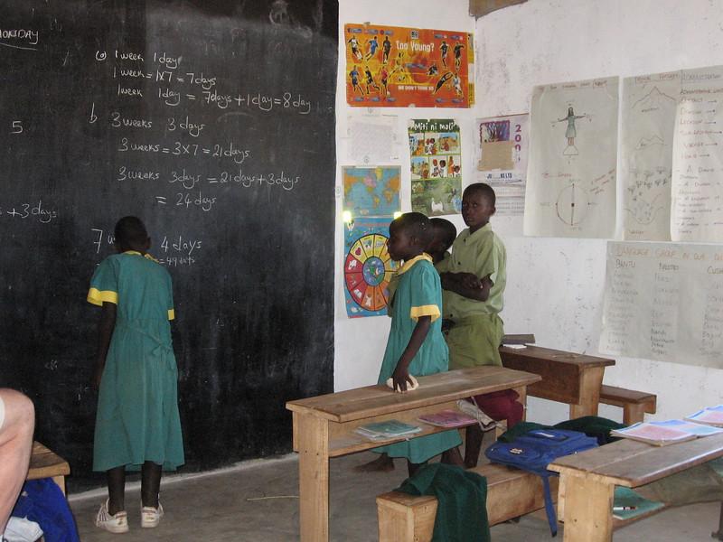 Mpala school - Kimberly Collins