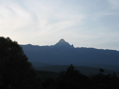 Mt. Kenya - Kimberly Collins