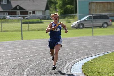Liberty Benton Track and Field 2006