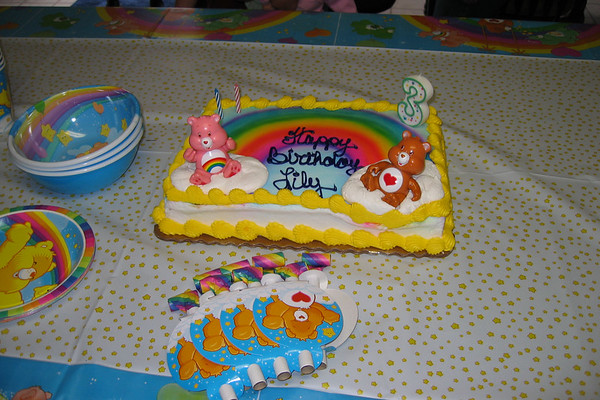 Lily's Birthday - 2006