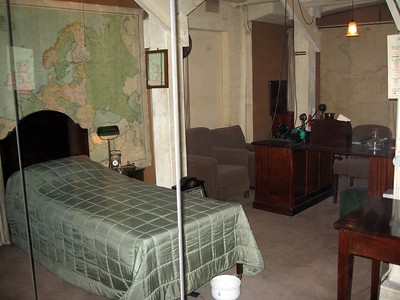 Churchill's Room