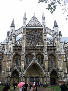 The Collegiate Church of St Peter, Westminster (a.k.a. Westminster Abbey)
