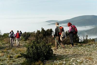 Cap de Serre - Vue sur le Luberon