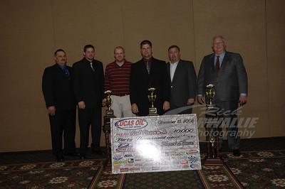 Earl Pearson, Jr. and the Dunn Benson Motorsports Team