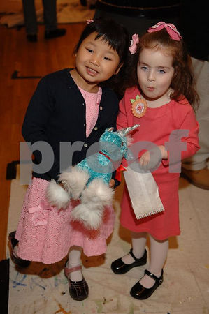 Children Emily Post & Morgan Rein