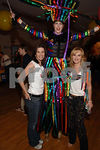 "Volunteer <a href=""http://www.kathleengiordano.com"">Kathleen Giordano</a> & Linda Argila, Director of Development & Special Events for <a href=""http://www.egscf.org/index.html"">Edwin Gould Services For Children & Families</a>"