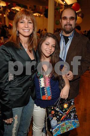 The Zarins: Jill, daughter ___ & Bobby Zarin