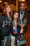 The Zarins: Jill, daughter ___ & Bobby Zarin