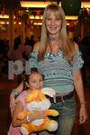 Sara Herbert-Galloway & Daughter Alana