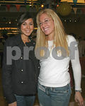 "Actress and Soprano's star Jamie-Lynn Sigler & Mosaic Tile Artist, <a href=""http://www.mixed-upmosaics.com/about.html"">Allison Goldenstein</a>"