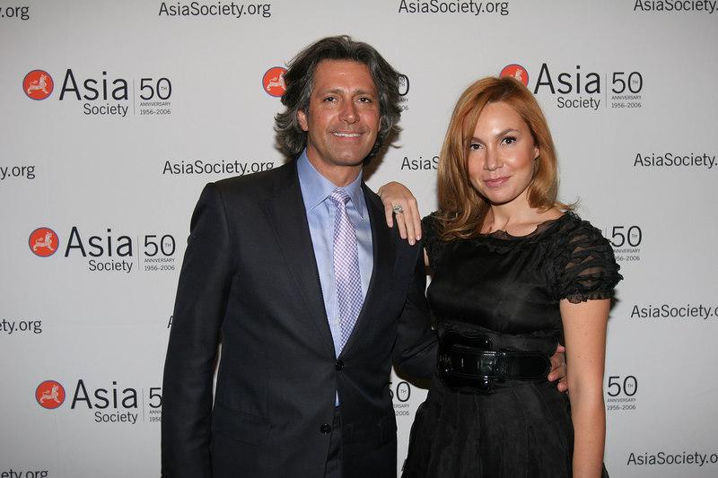 Carlos Souza & Fabiola Beracasa