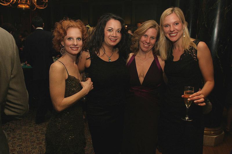 Stacy Zimring, Alessandra Murata, Karen Dean & Vicki Rideout