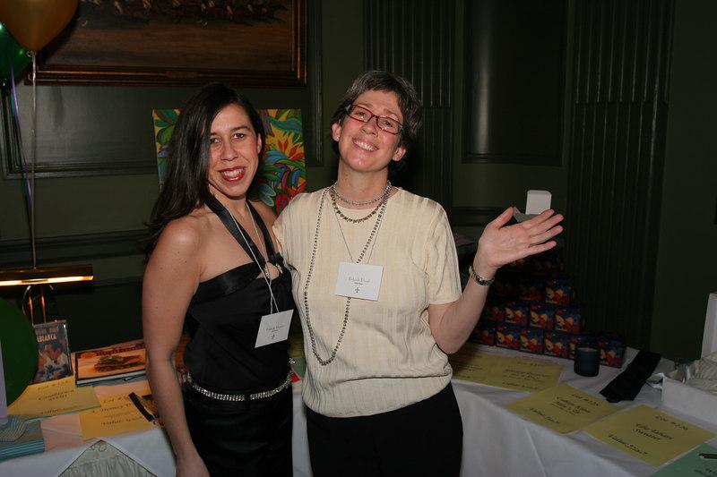Kimberly Marcus & Deborah Barral