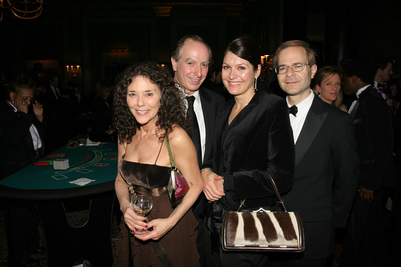 Baroness Sheri de Borchgrave, Ian Shapolsky, Heidi ___& Randall Stemplar