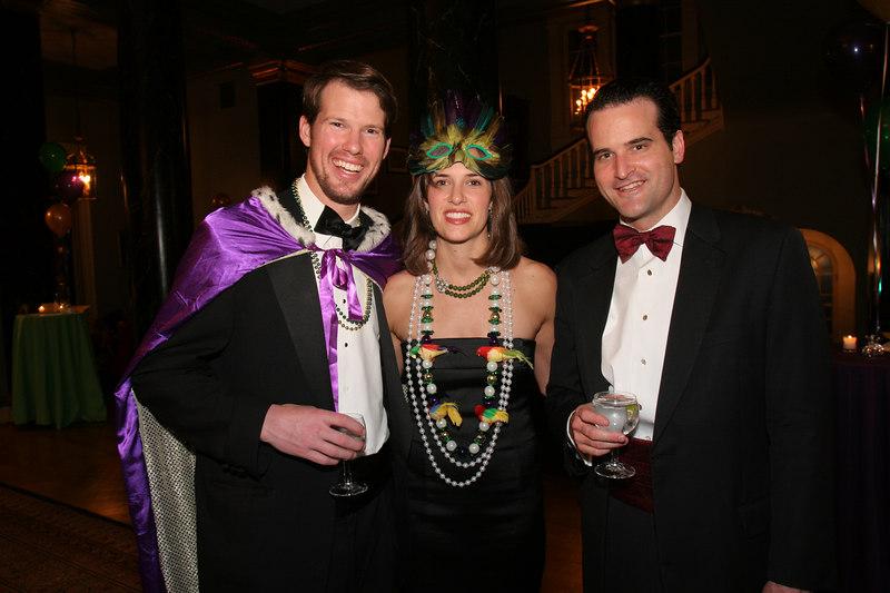 Porter Collins, Lauren Dunwoody & Charles Fenet