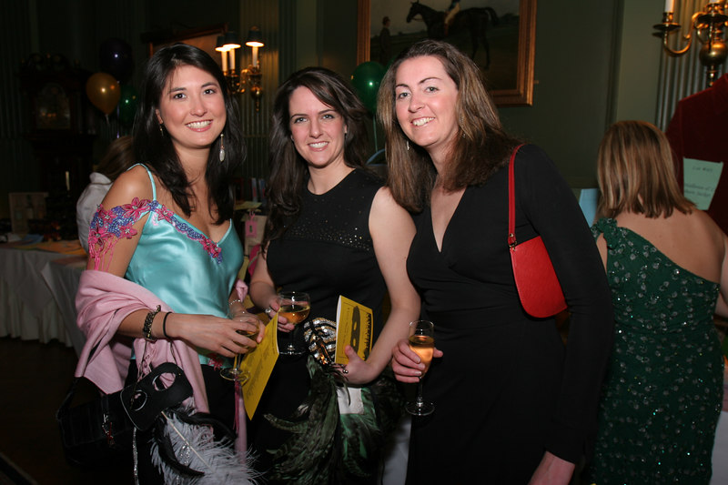 Jackie Miller, Catherine Cody & Catherine Hyland