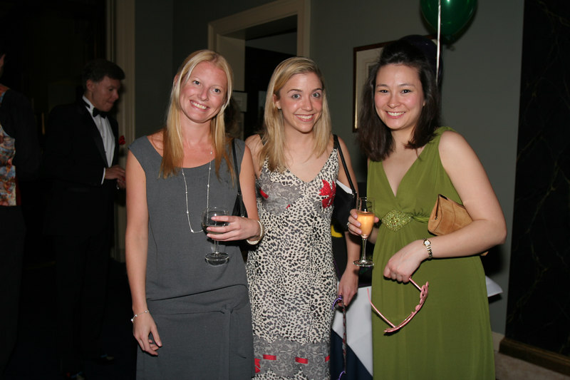 Carolyn Richardson, Elizabeth Carter & Sarah Pickard