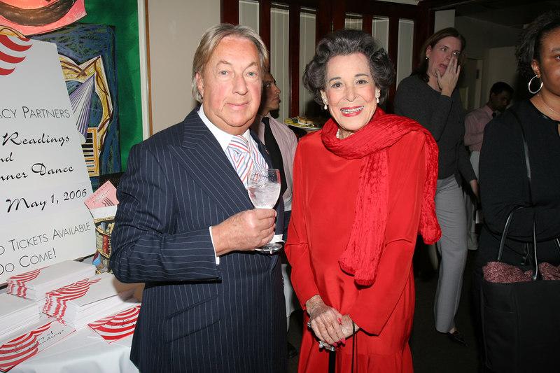 Arnold Scaasi & Kitty Carlisle Hart