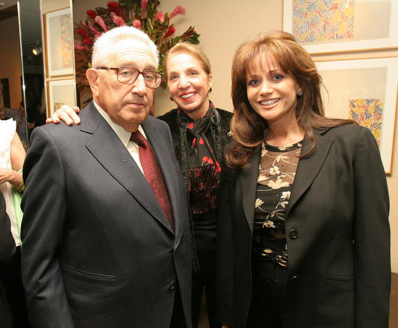 Henry Kissinger & ??